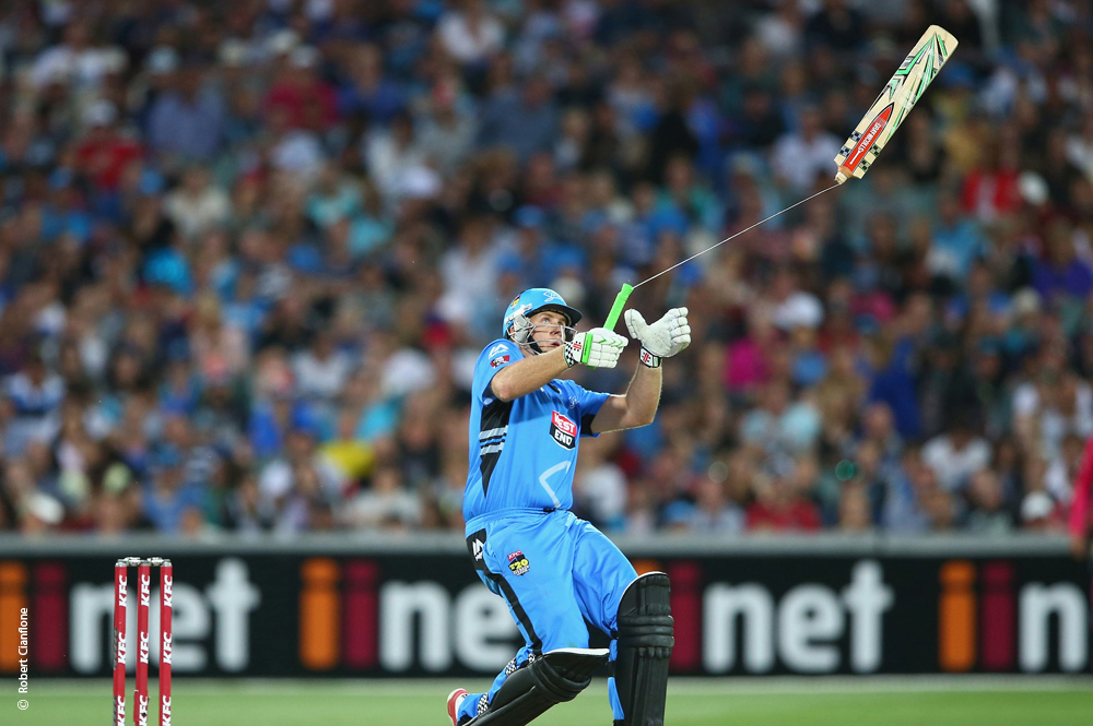 Big Bash image wins Wisden–MCC Cricket Photo of the Year