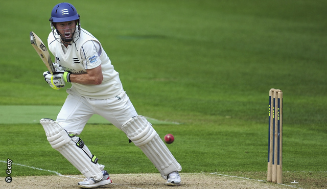 Rogers puts Middlesex in dominant position