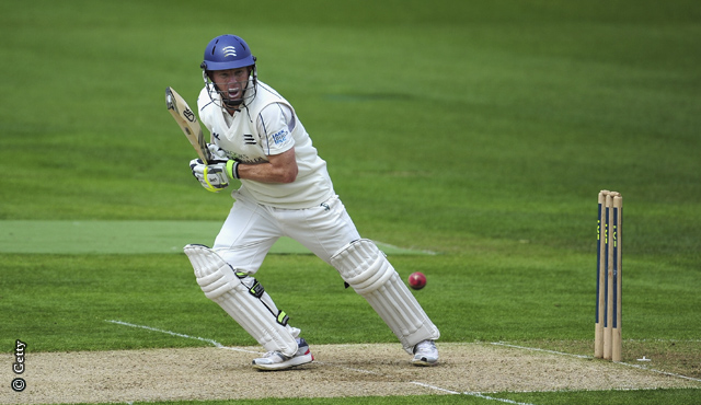 Rogers shines in Middlesex draw
