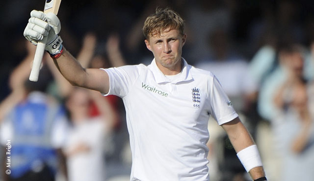 Root inspired England's comeback