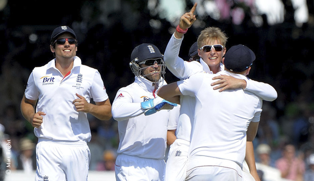Five-for: England wrap up emphatic victory