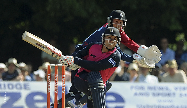 Rossington stars in Middlesex win