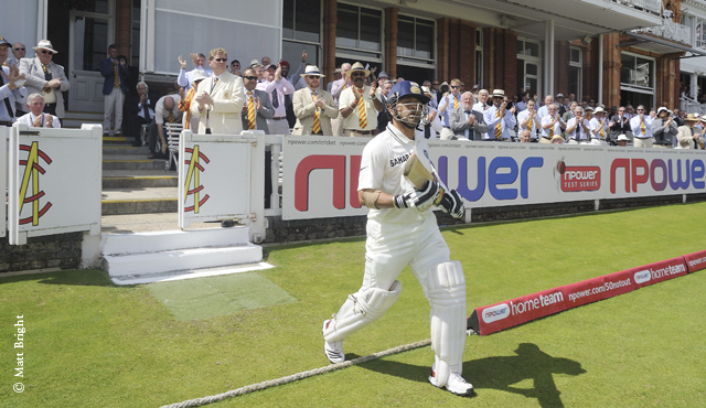 Tendulkar prepares for his final innings at Lord's