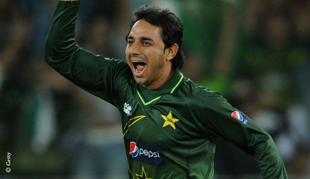 Saeed Ajmal will play for MCC