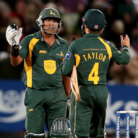 Samit Patel and James Taylor