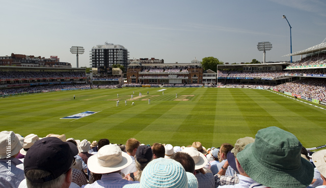Lord's hosts two Tests and an ODI in 2014