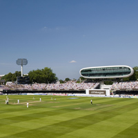 Lord's in the sunshine