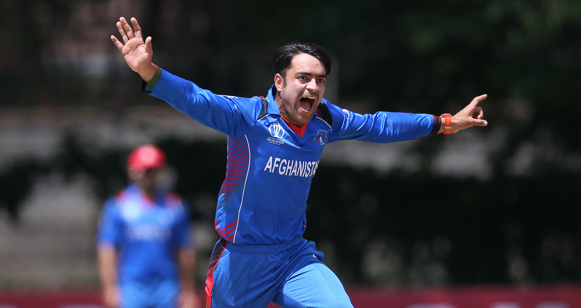 Top-ranked bowler Rashid Khan of Afghanistan named in the ICC World XI