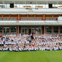 Spirit of Cricket open day at Lord's