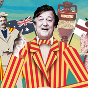 The Ashes, A Love Story as told by Stephen Fry