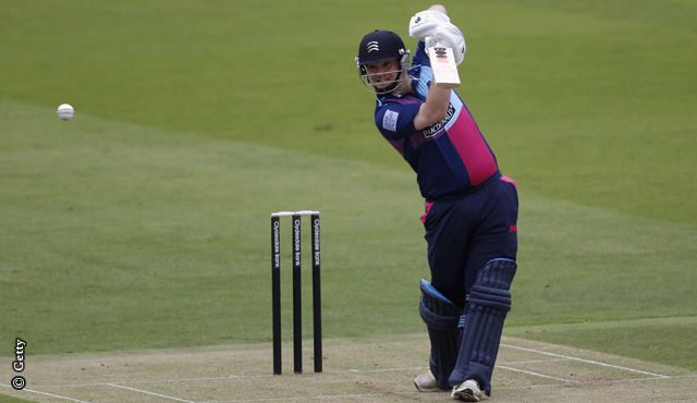 Stirling inspires Middlesex to easy win