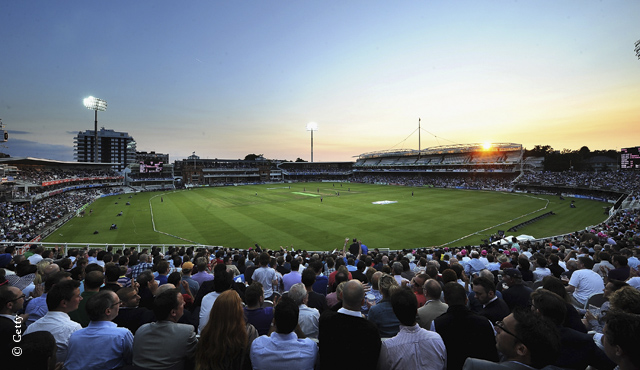 Lord's during the 2013 summer