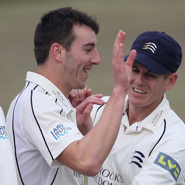 LV= County Championship stumps