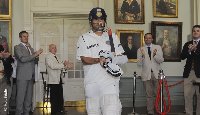 Sachin Tendulkar will play at Lord's again