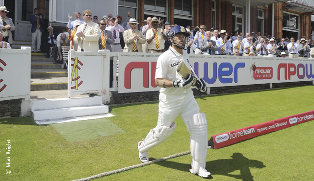 Tendulkar to make Lord's return
