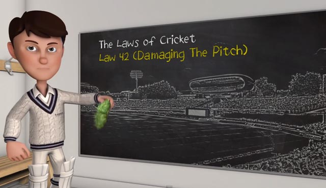 Young cricket fan Tommy stars in the animations