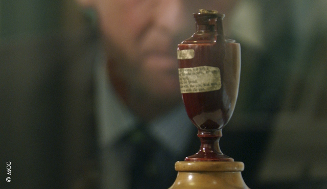 The Ashes Urn is one of the star attractions