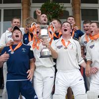 2012 Village Cup Final winners
