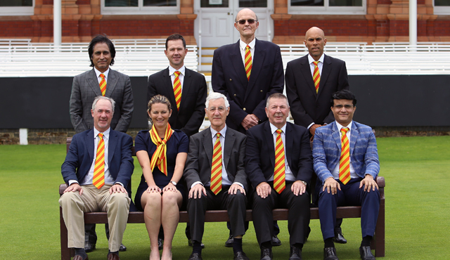 World Cricket committee members