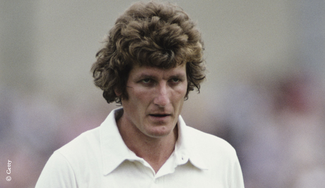Bob Willis registered three five-wicket hauls at Lord's
