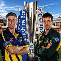 Notts and Glamorgan