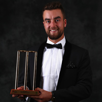 Alex Ross allan border medal