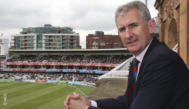 Caddick back at Lord's