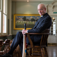 charles dance in the Lord's Long Room
