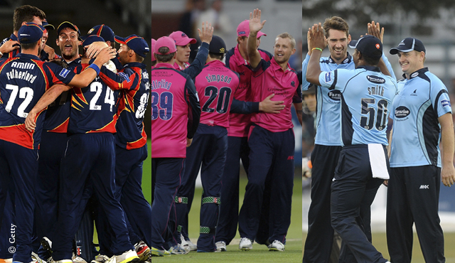 Win! NatWest T20 Blast Double-Header tickets