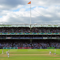 The Grand Stand at Lord's