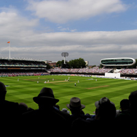 lord's cricket ground general view