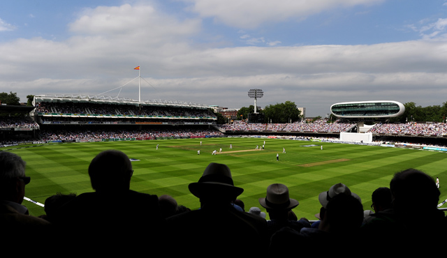 Lord's currently hosts two Tests a summer
