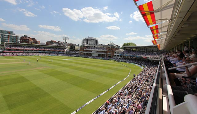 Lord's will be full on Thursday evening