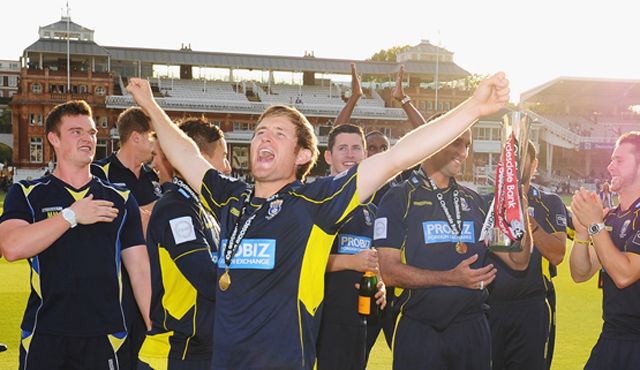 Yorkshire Bank 40 Final - Glamorgan v Nottinghamshire