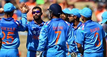Indian one-day team
