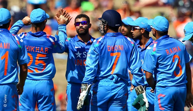 India are among the top ODI sides in the world