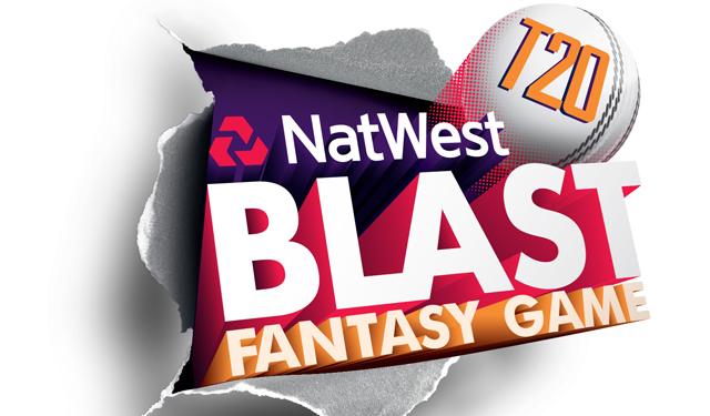 T20 Blast Fantasy Game launched