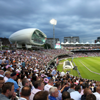 lord's cricket ground from england v surrey