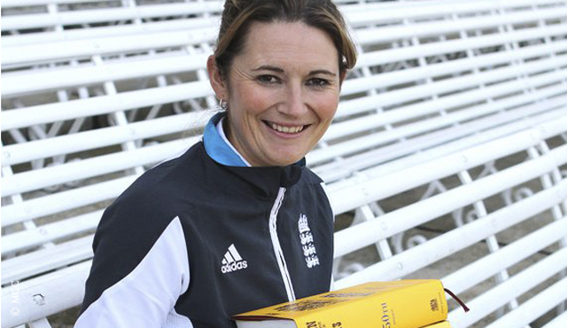 Charlotte Edwards has been named as one of Wisden's Five Cricketers of the Year