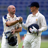 Adam Lyth and Sam Billings