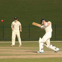 MCC Universities v MCC Young Cricketers