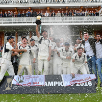 middlesex won the 2016 specsavers county championship