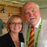 Eleanor Oldroyd Mike Gatting