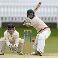 michael payne batting for mcc