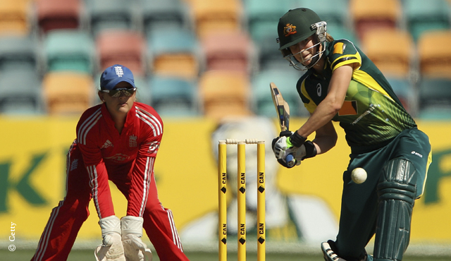 Australia's Ellyse Perry will go up against England's Sarah Taylor at Lord's