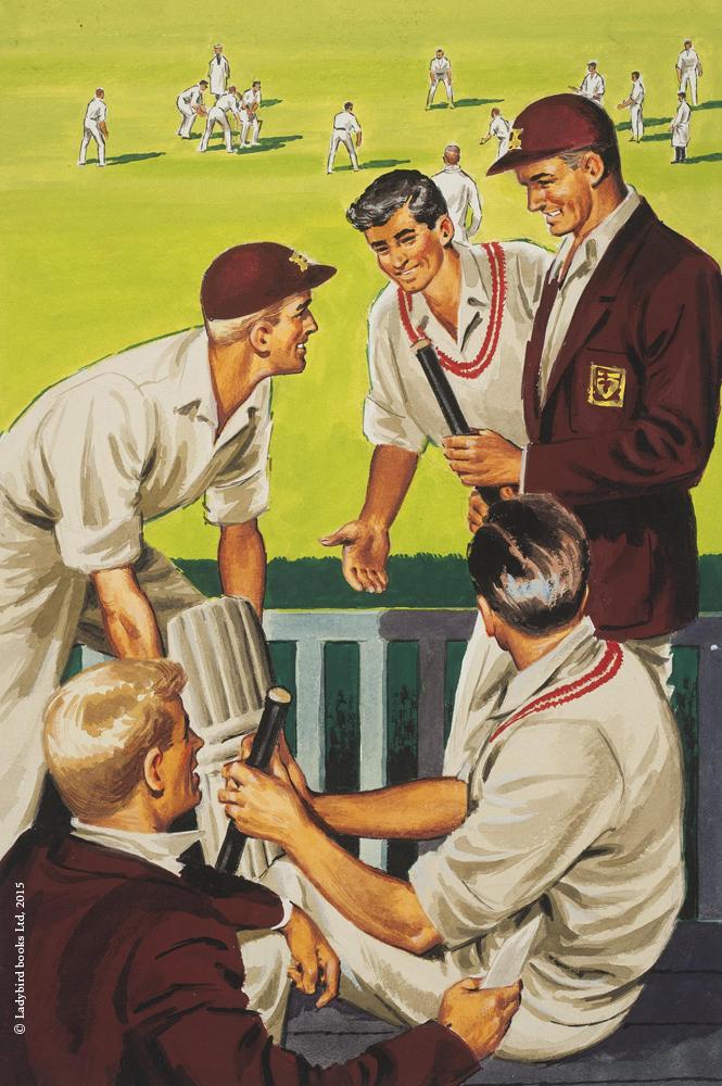 1965 English cricket season