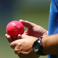 pink ball cricket