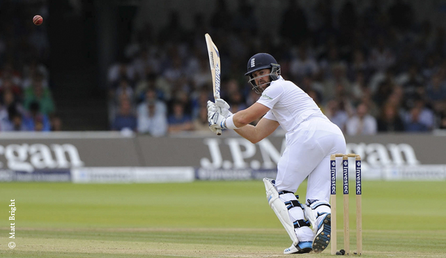 Matt Prior was hoping for runs to ease pressure on his place in the team