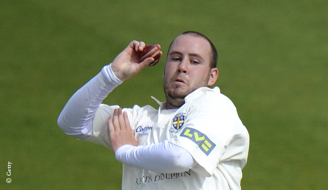 Rushworth added to MCC squad