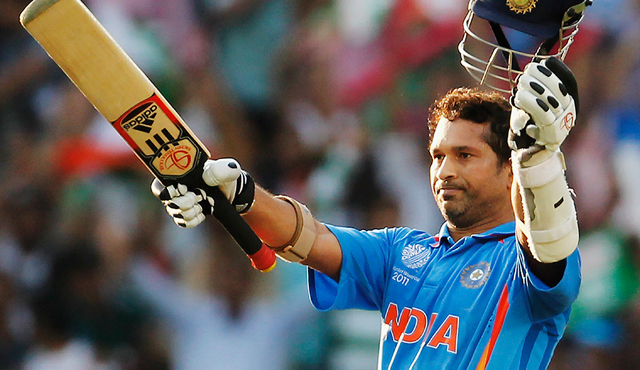 Sachin Tendulkar will captain MCC in the match